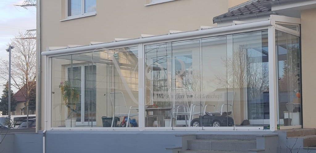 Projekt 16 - Sommergarten auf Balkon