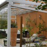 Sommergarten mit Ganzglas-System