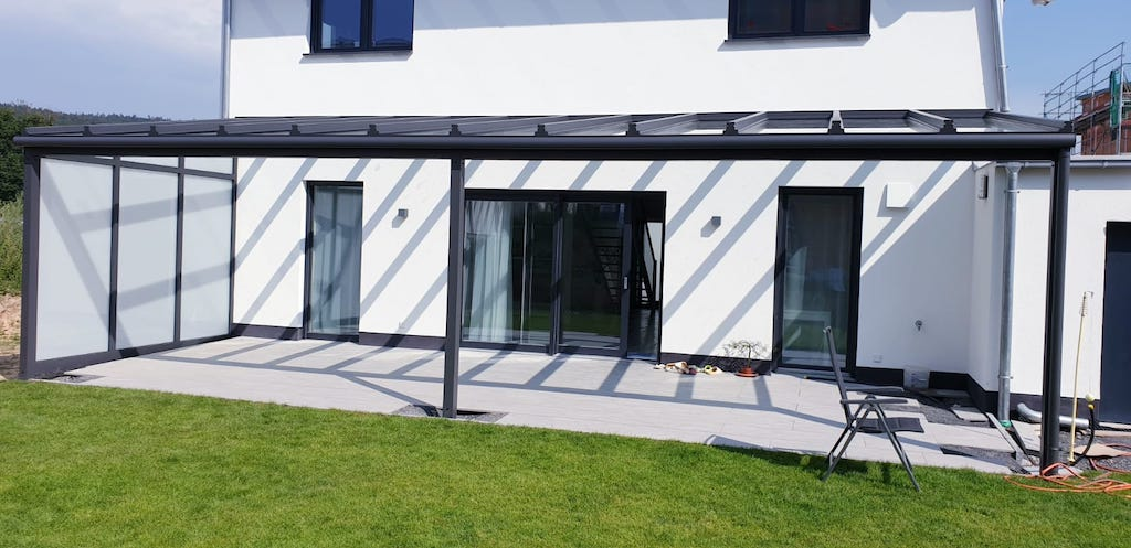 Terrassenüberdachung - warum soll man eine haben?